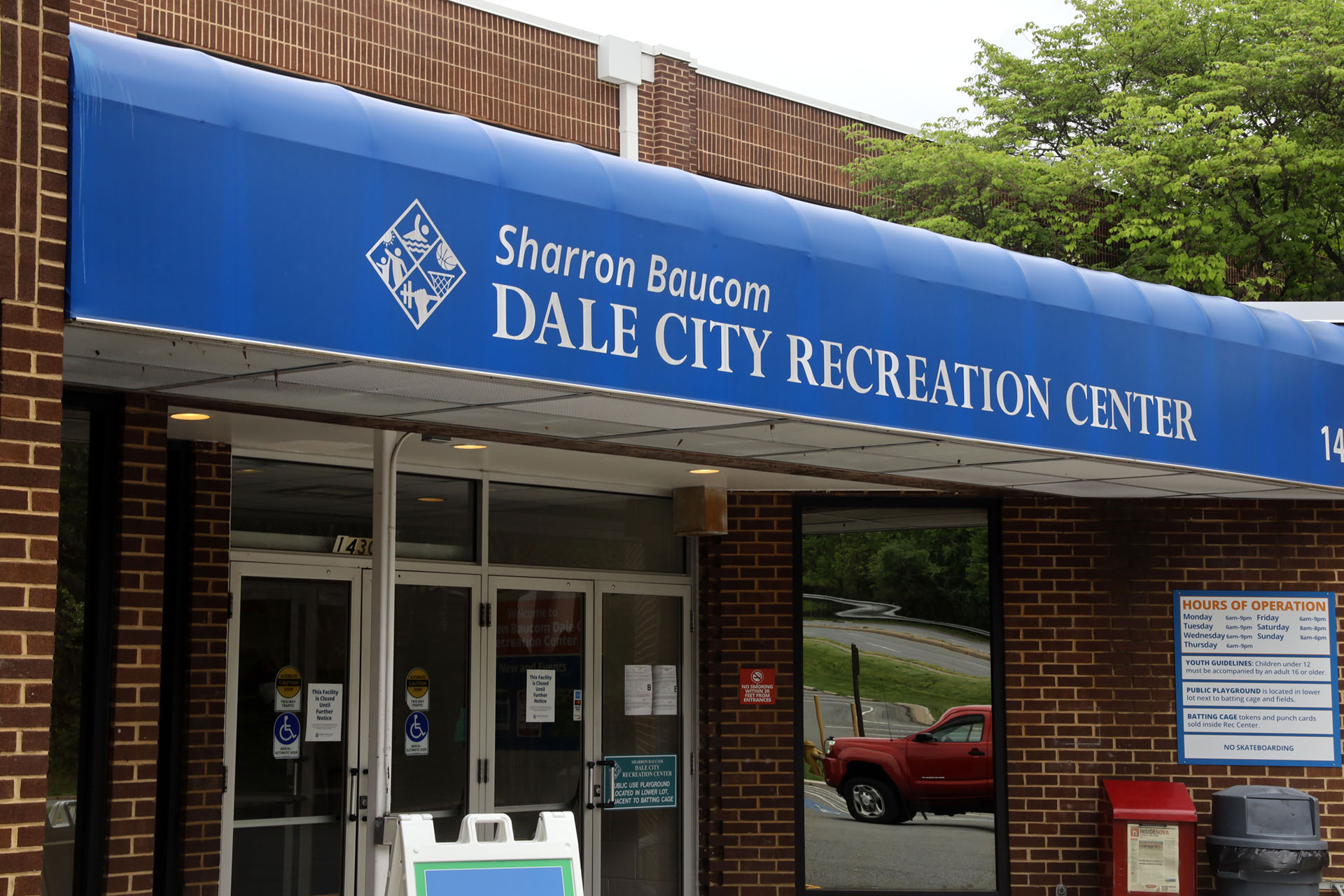 Homeless shelters move to recreation center