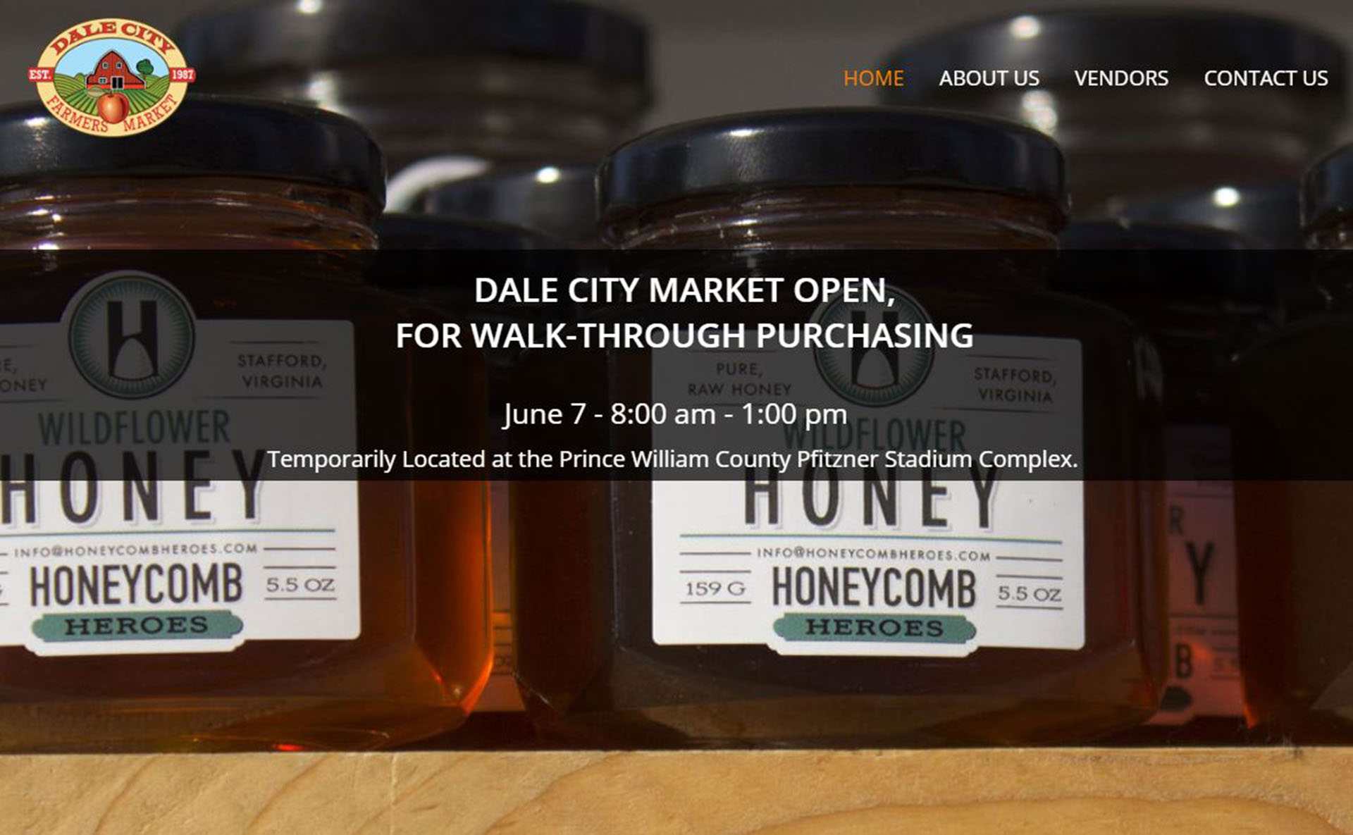 Dale City Farmers Market open June 7