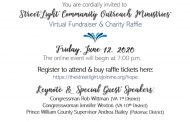 Virtual Fundraiser and Charity Raffle scheduled