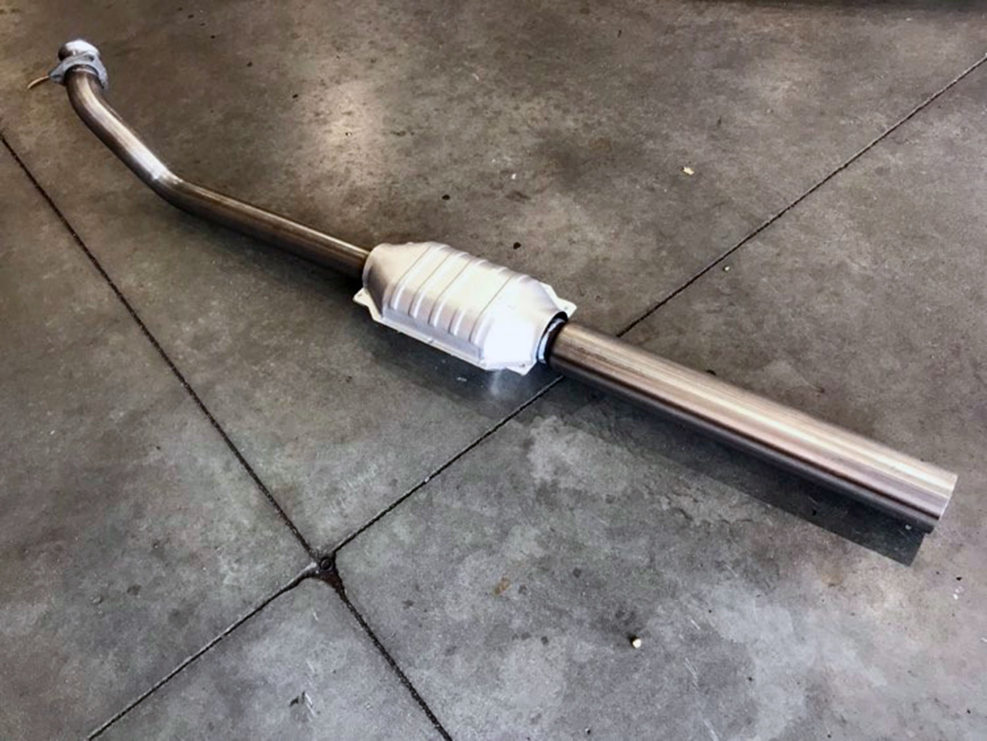 Catalytic converters: When and why they're stolen