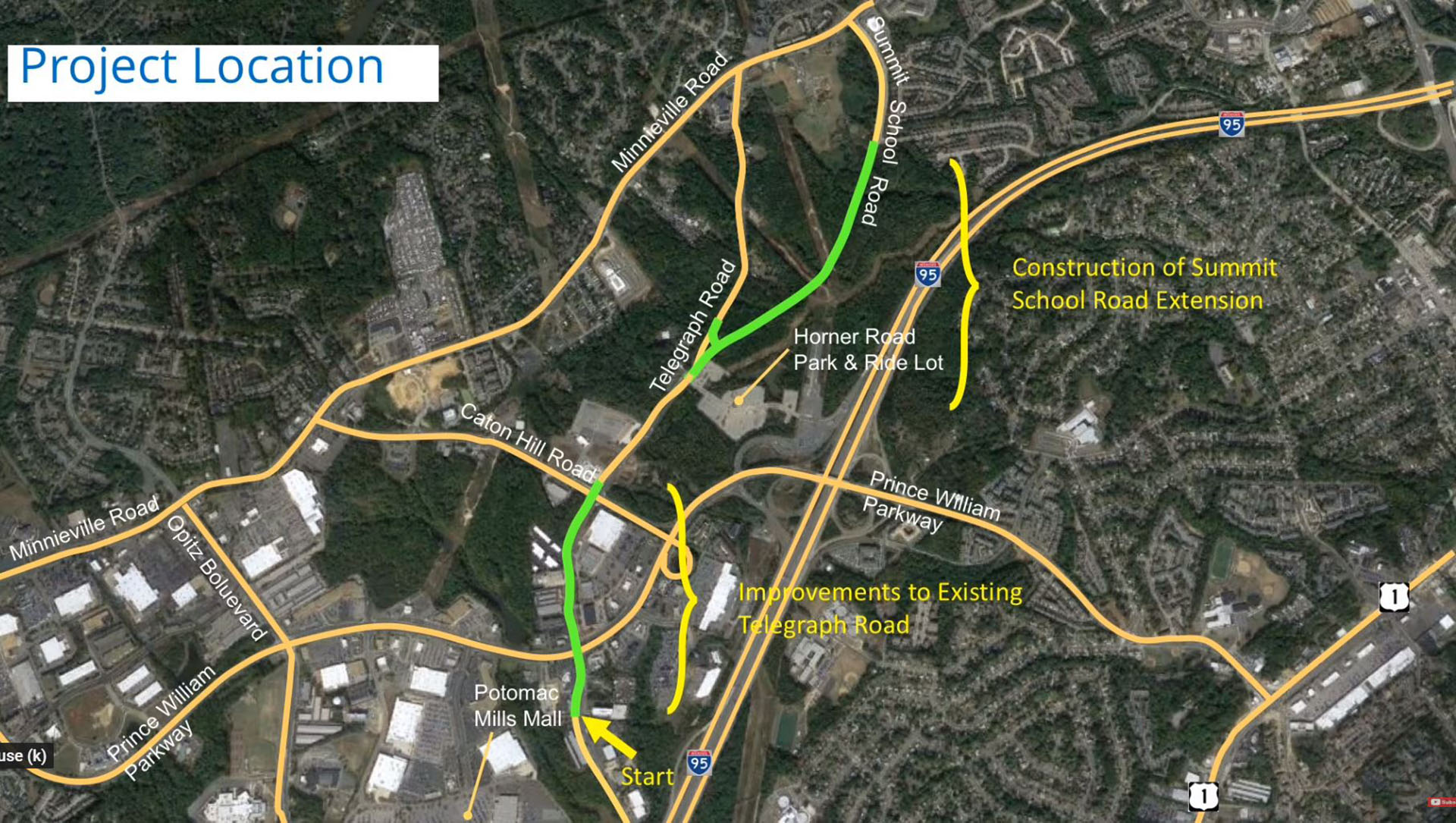 Feedback on Occoquan District road projects sought