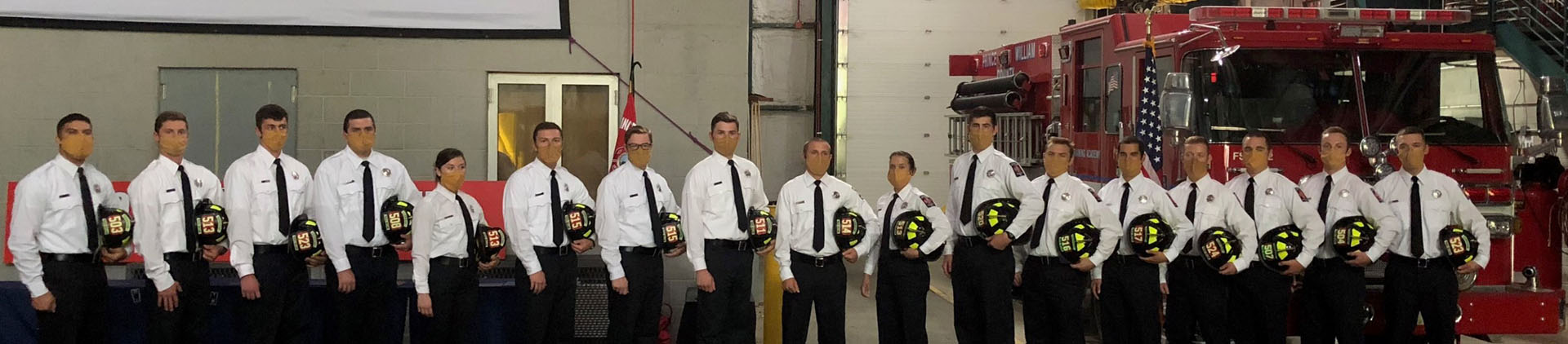 Fire and rescue technicians graduate from recruit school