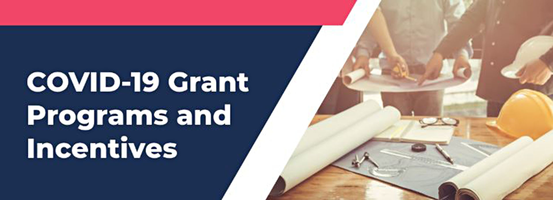 County grant programs to support businesses