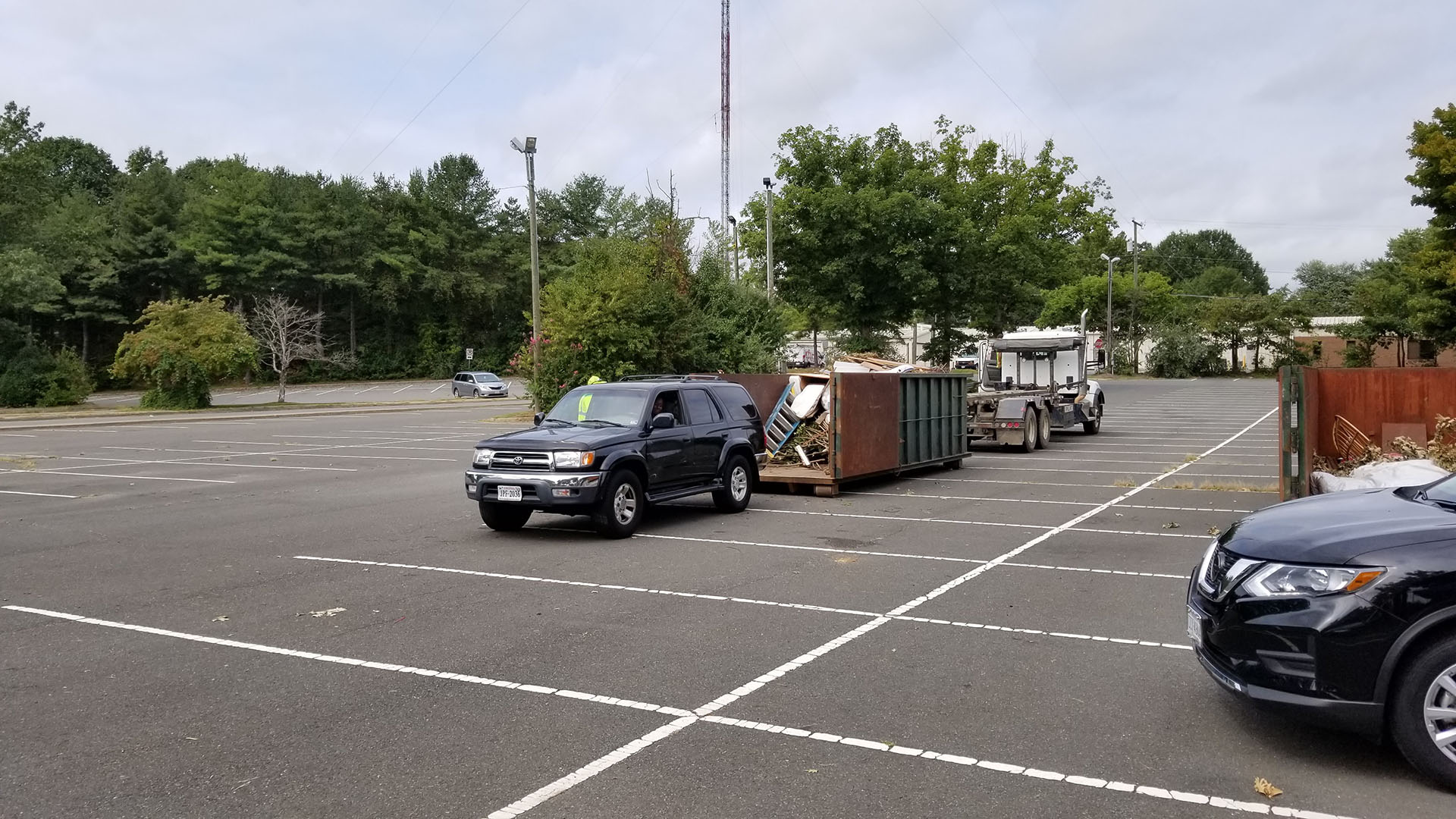 Dumpster Day being held in Dale City