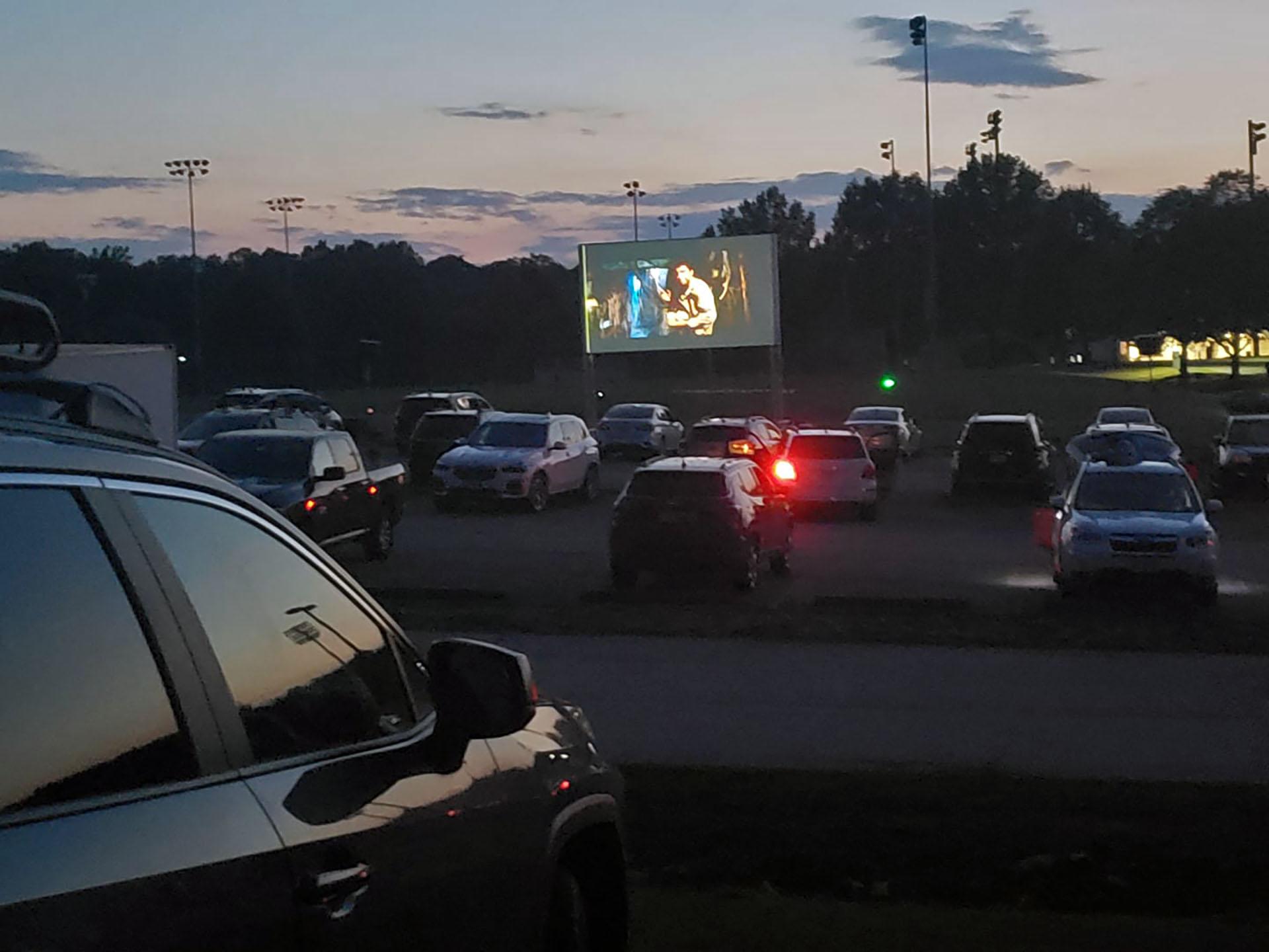 Movies at the Pfitz returning to Woodbridge