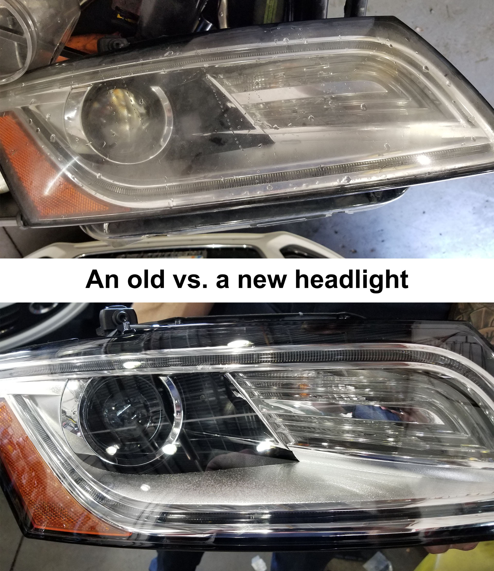 Headlights and your car's state inspection