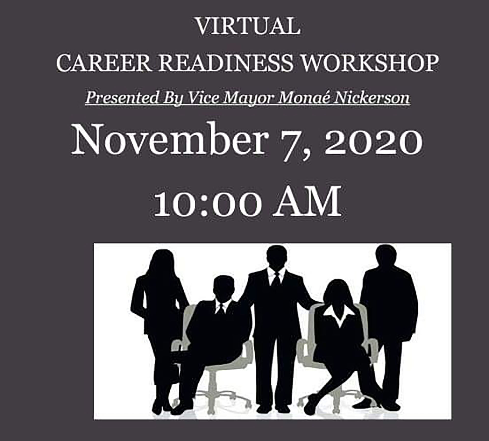Free Career Readiness Workshop set for Nov. 7