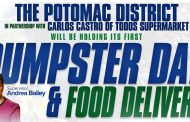 Dumpster Day and Food Delivery event set for October 24
