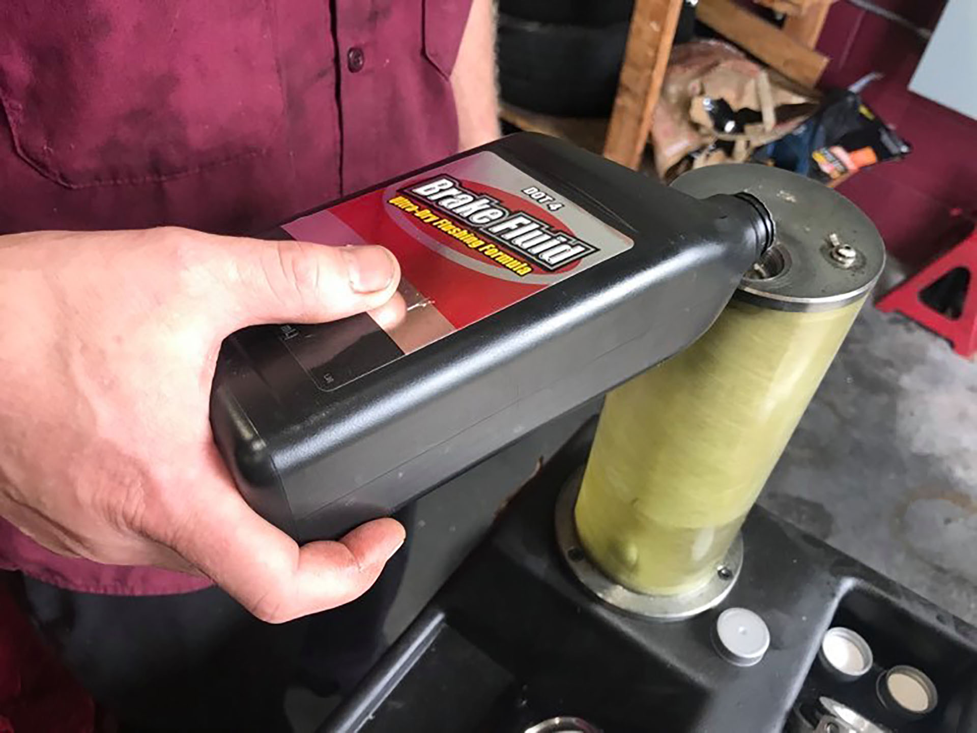 Why you should have a brake fluid exchange performed