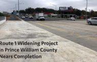 Route 1 updates in Woodbridge wrap up