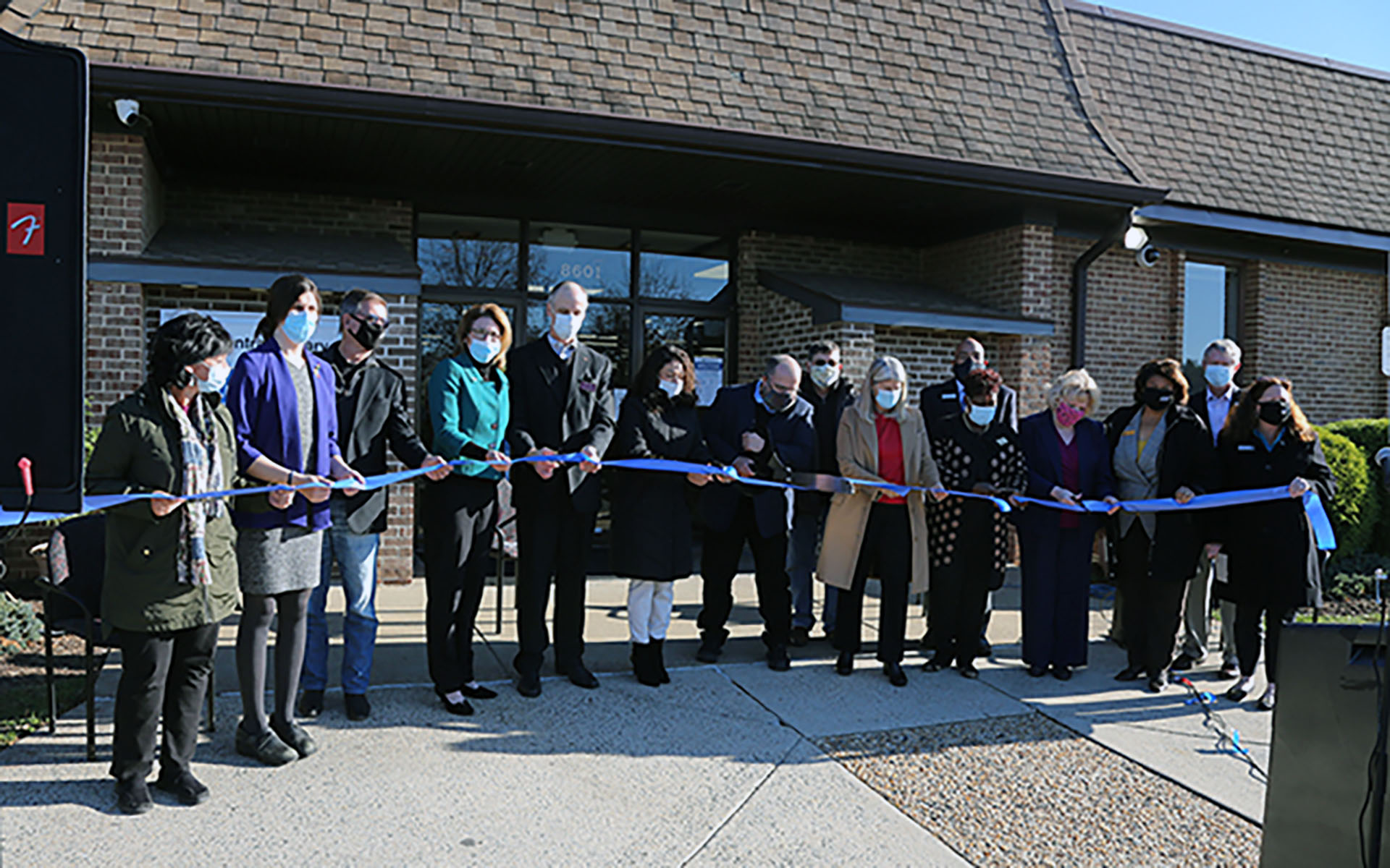Central Community Library renovations completed