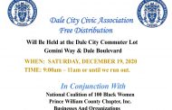 Food drive taking place in Dale City, Dec. 19