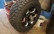 Goodyear Wrangler Duratrac offers off-roading capabilities