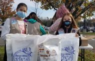 Prince William SPCA, girl scouts donate pet food