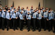 County law enforcement graduate from recruit school