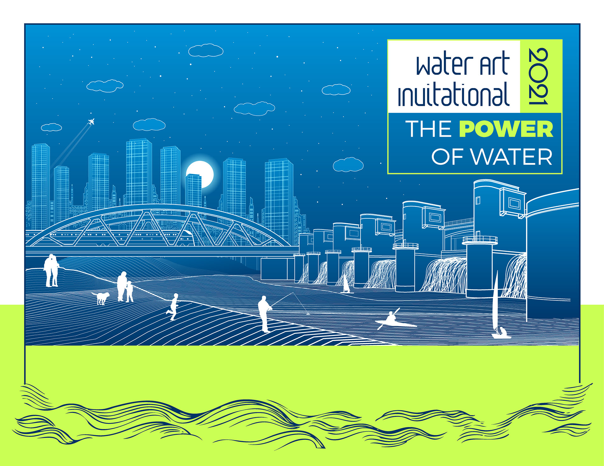Water Art Invitational awards ceremony to be held virtually