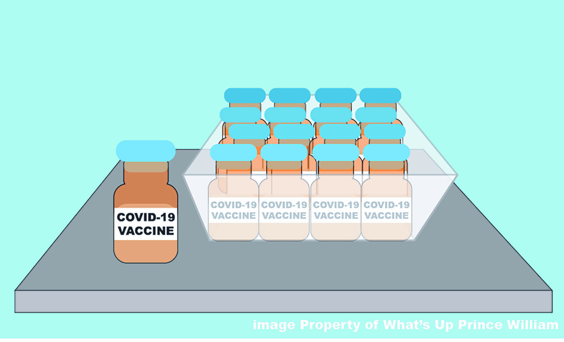 County school system receiving COVID-19 vaccines