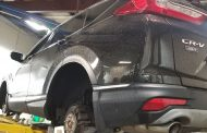Why is a wheel alignment necessary?