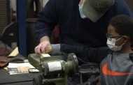 Steve's Auto Repair hosts Pinewood Derby workshop