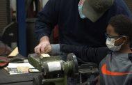 Steve's Auto Repair hosts Pinewood Derby workshop
