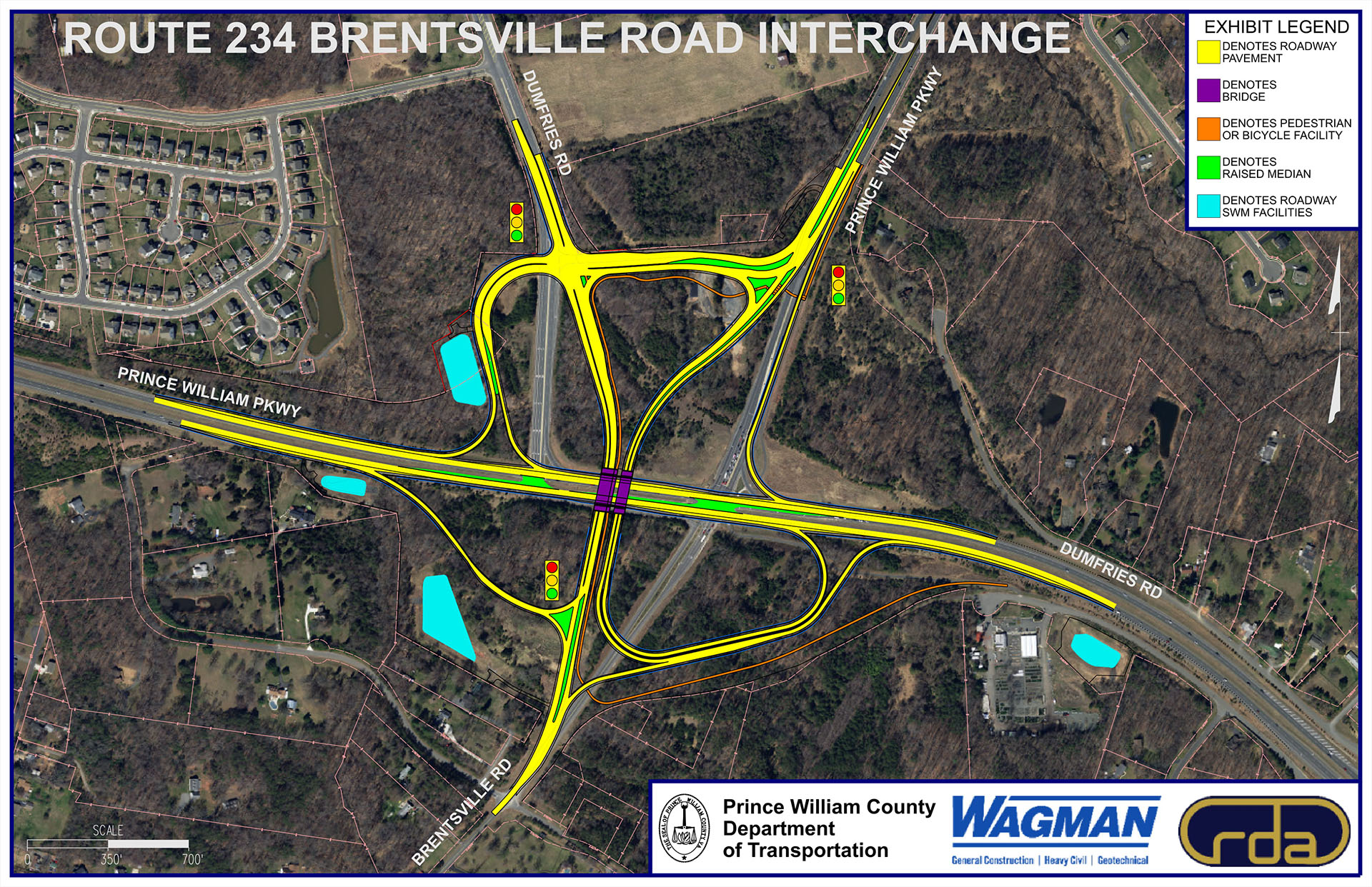 Construction company hired for interchange project