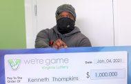 Woodbridge resident wins $1 million in new year raffle