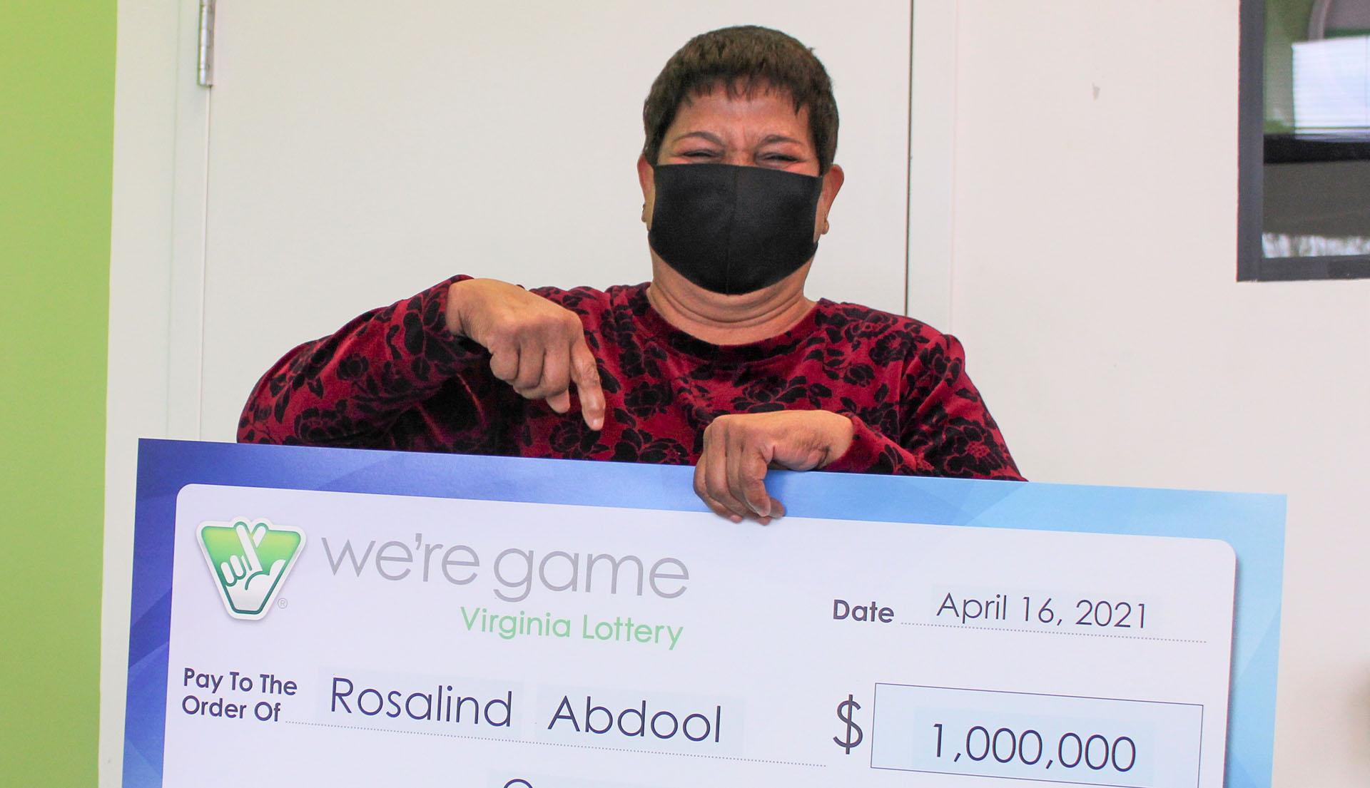 Manassas resident becomes Virginia Lottery winner