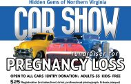 Car show raising funds for pregnancy, infant loss