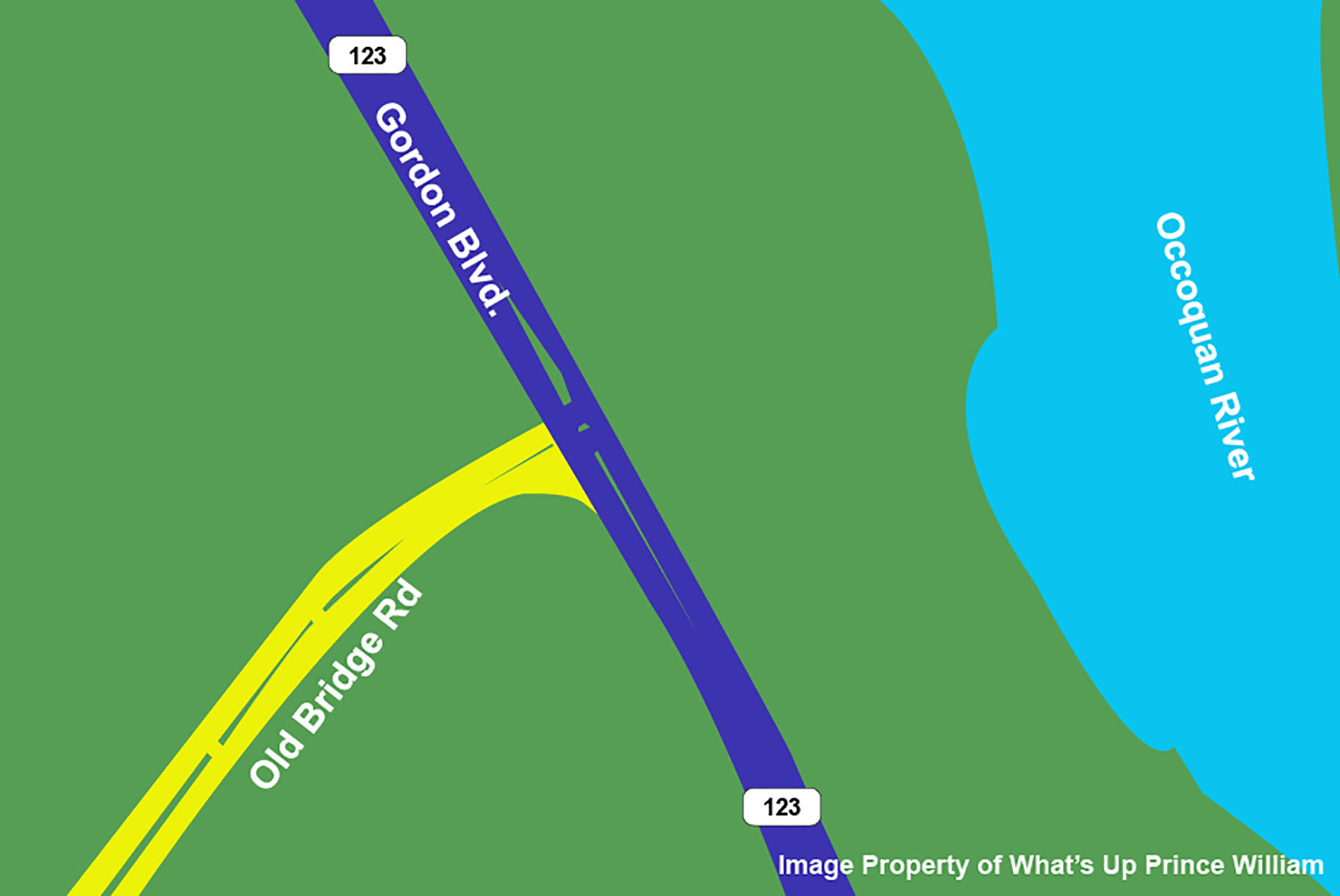 Officials seek input for Route 123-Old Bridge Road intersection study