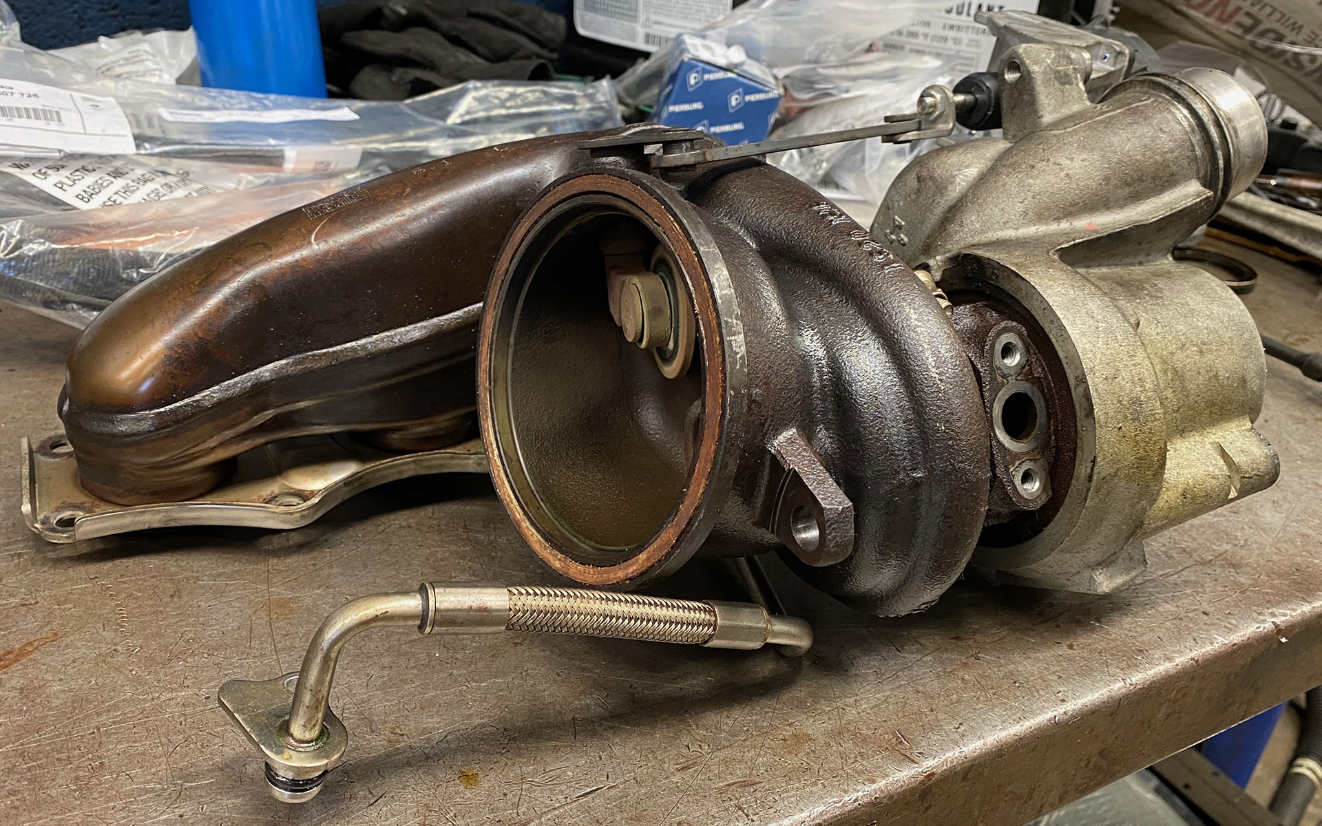 How to tell if a turbocharger is going bad
