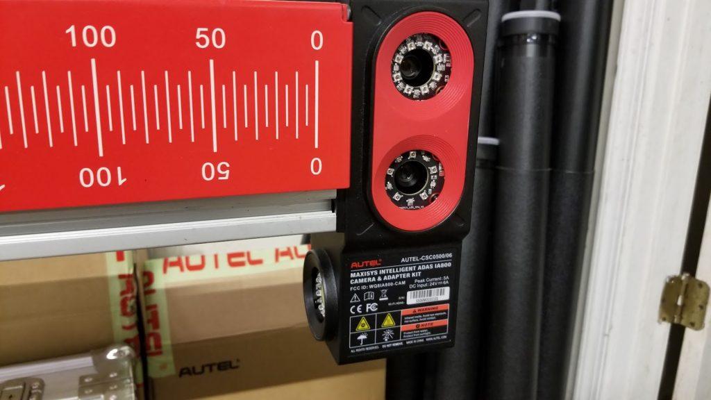 ADAS calibration