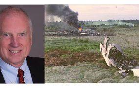 Former pilot recalling Operation Babylift mission