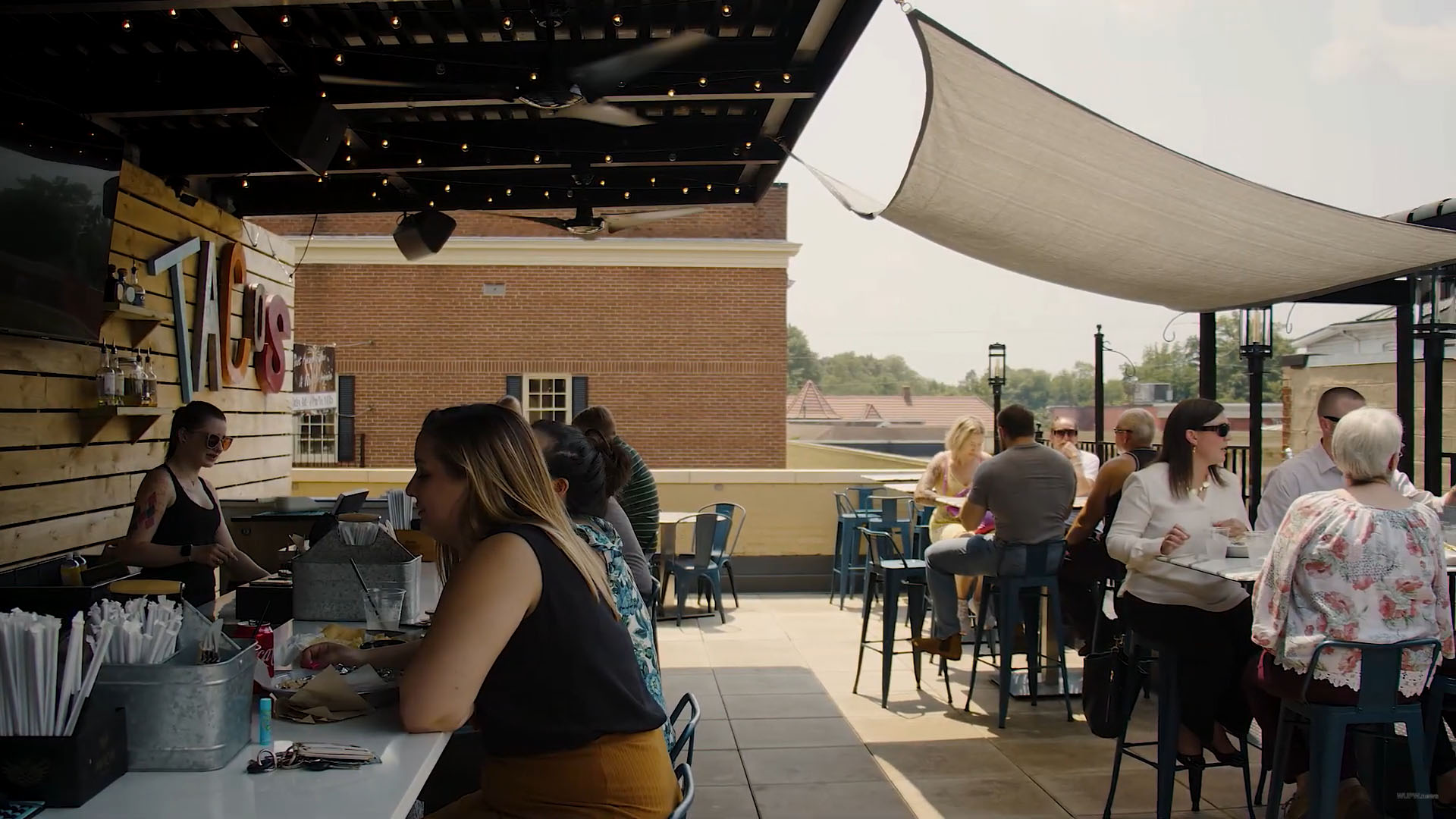 Zandra's Taqueria remodels dining area, adds rooftop bar