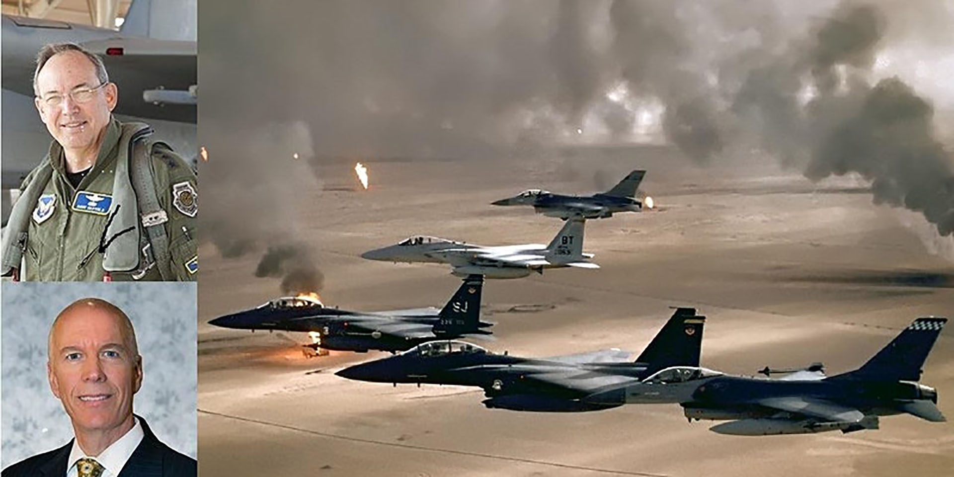 Desert Storm air campaign to be covered, Aug. 29