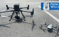 County police to begin using drones
