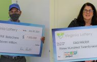 Prince William County residents win Virginia Lottery